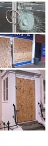 Board Ups and Glazing