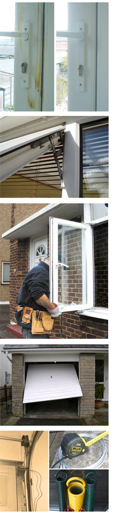 uPVC and Garage Door Repairs